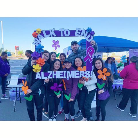 Walk to End Alzheimer's @ City Hall Plaza